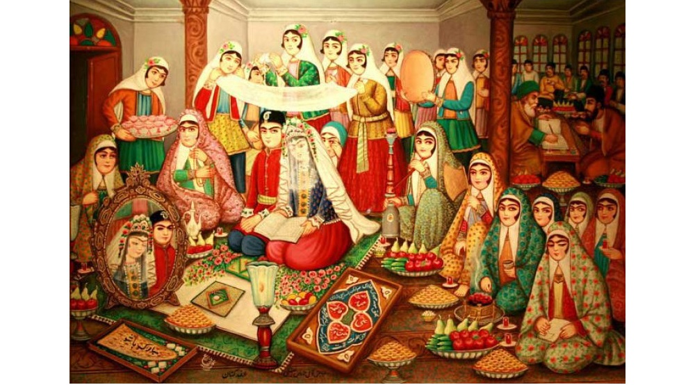 A picture of Persian culture