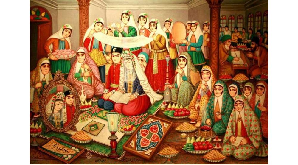 آداب و رسوم و فرهنگ فارسی