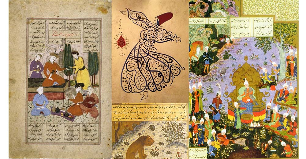 Illustration of Persian Literature