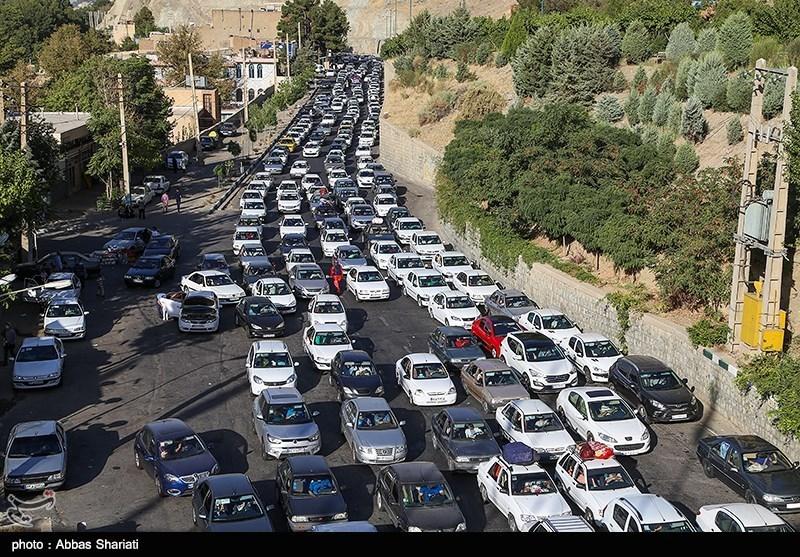 ترافیک اول مهر