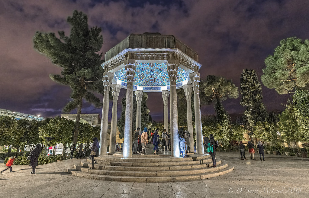 The Tomb of Hafez(Hafiz)